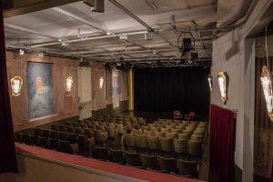 Saal von Kunstdruck CentralTheater