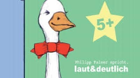 """Flyer von """"Die Weihnachtsganz Auguste"""""""